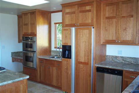 cabinet panel front refrigerator