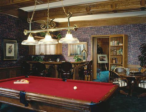 bar room pool table cave d 233 cor ideas slideshow