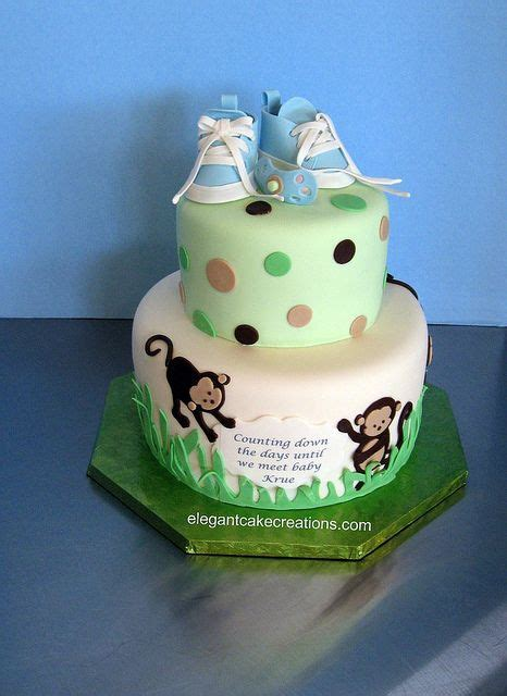 Mod Monkey Baby Shower by Mod Monkey Baby Shower Pastelitos Baby Shower Para Ni 241 A