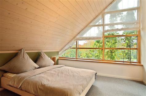 sonnenschutz schlafzimmer 1001 ideen f 252 r dachfenster gardinen und vorh 228 nge