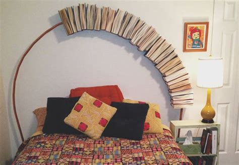 1000 ideas about book headboard on room