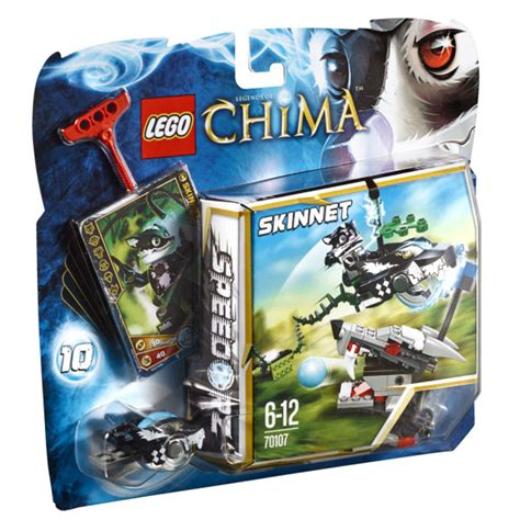 Lego 70107 Legends Of Chima Skunk Attack lego legends of chima skunk attack 70107 iwoot