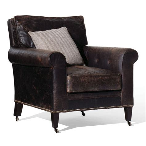 club armchair pin by pacific heights place on ralph lauren rugged
