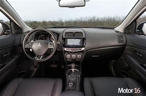 asx mitsubishi 2017 interior mitsubishi asx 2017 fotos interior motor 16