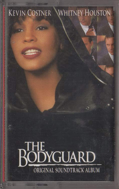 Cd Houston Ost The Bodyguard the bodyguard original soundtrack houston arista cassette 07822 18699 4