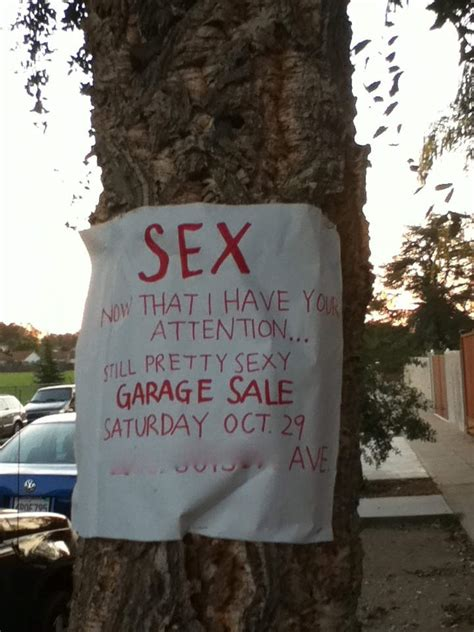 Creative Garage Sale Signs by Yard Sale Signs The The Bad And The Garage