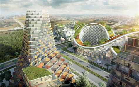 appartments in turkey istanbul summits housing development by julien de smedt