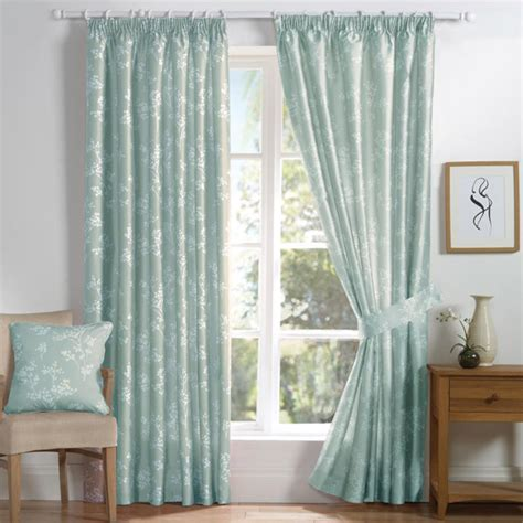 Duck Egg Blue Dining Room Curtains Duck Egg Blue Curtains For Soft Pastel Color Design