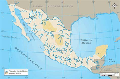 mapa de mexico con rios analisis del mundo comtemporaneo enero 2011