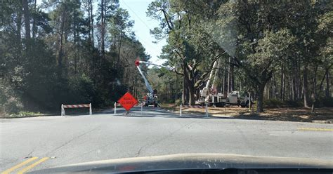tiftarea news utility work being done on prince ave