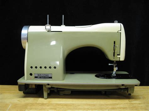 Necchi sewing machine gallery   OldSewinGear