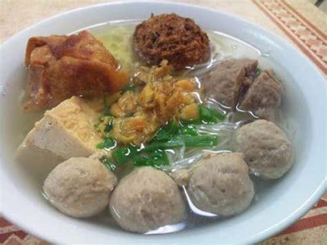 Bakso Sapi So Bakso Sapi Kuah meatballs bakso recipe health for human
