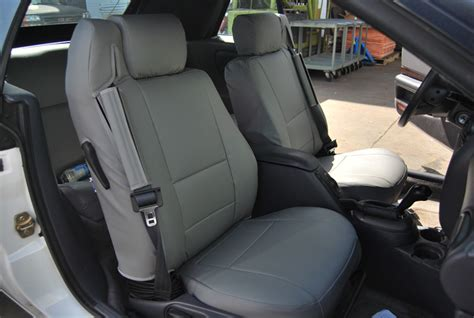 Seat Covers For Chrysler Sebring by Chrysler Sebring Convertible 1995 2010 Iggee S Leather