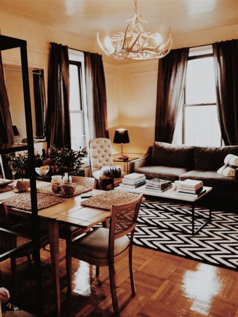 living room brooklyn a first apartment in brooklyn design sponge
