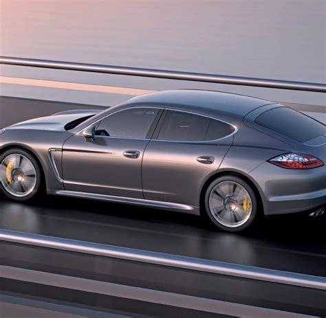 Porsche Panamera Turbo S Ps by Panamera Turbo S Porsches Luxus Limousine Mit 550 Ps Welt