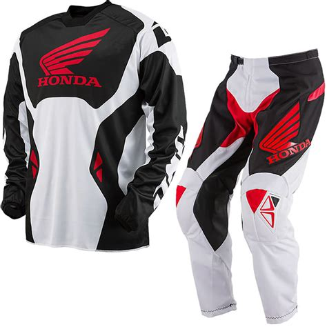 honda motocross gear one industries 2013 atom honda mx enduro motocross jersey