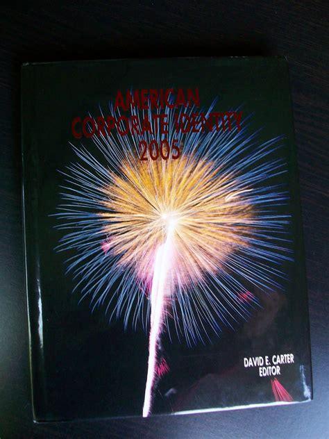 Buku Americas serba vintage american corporate indentity 2005 buku