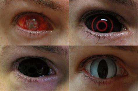 halloween contacts lenses funnymadworld
