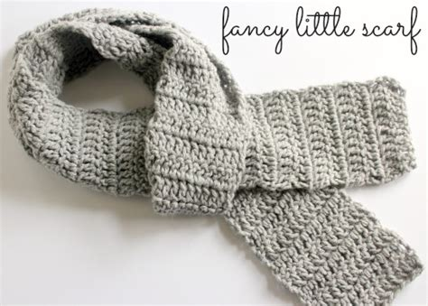 how to knit a muffler for beginners simple scarf crochet pattern make and takes