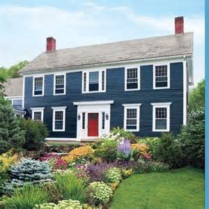 blue house white trim 25 best ideas about blue house exteriors on pinterest