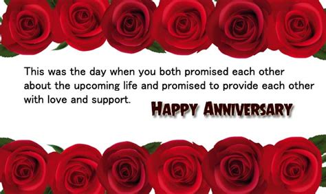 Maariage Aniversary Sma For Chacha Chachi by Happy Anniversary Wishes For The With Lots Of