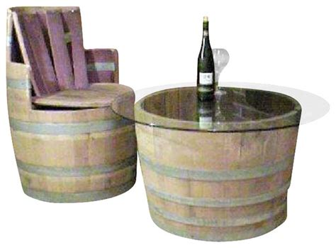 wine barrel kitchen table wine barrel coffee table base only lacquer finished for