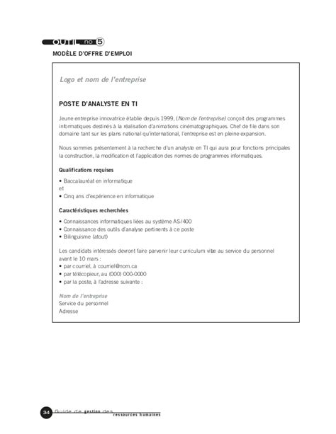 Lettre De Procuration Entreprise Guide De Gestion Des Ressources Hmaines