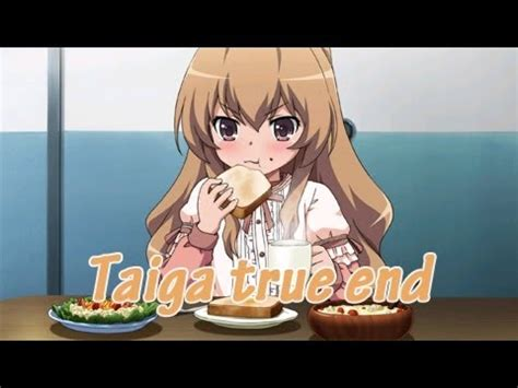 toradora ending walkthrough toradora portable taiga true end part 5 5