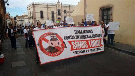 Dia Del Trabajo Bono 2016 | llueven protestas en d 237 a del trabajo ntr zacatecas com