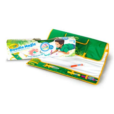 doodle magic how to use crayola doodle magic color roll kit 1 ct