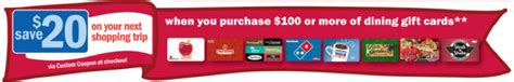 General Gift Cards At Meijer - meijer deals and coupon matchups november 22 28 2015 bargains to bounty