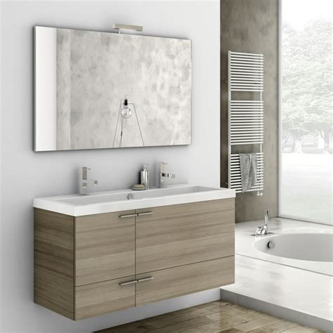 47 inch bathtub 47 inch bathroom vanity set acf ans08 thebathoutlet