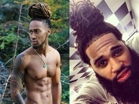 Barbas E Homens Negros Penteados 2017   Meu Moda