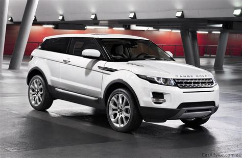 2012 range rover evoque revealed in production form