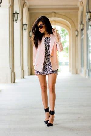 sedere largo light pink smythe blazers white forever21 dresses black