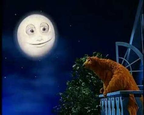 the moon the bear and the big blue house bear in the big blue house good bye song kids rebrn com