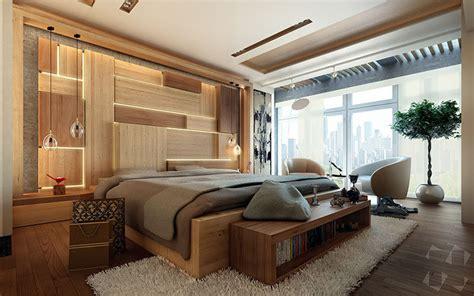 hidden bedrooms this modern bedroom features an artistic wood headboard