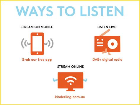 how to a to listen how to listen kinderling radio for children and families