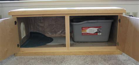 cat litter bench litter box furniture plans woodworking design online