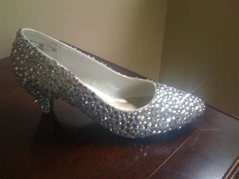 diy rhinestone shoes diy rhinestone shoes weddingbee photo gallery