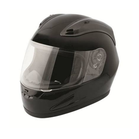 Helm Jave Glossy Octane Helmet Gloss Black By At Mills