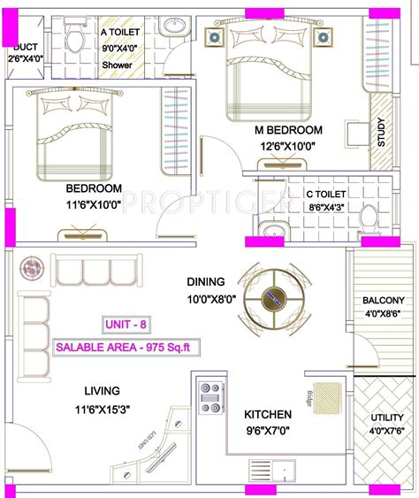 975 Sq Ft 2 Bhk 2t Apartment For Sale In Hsv Group Murari 975 Sq Ft 2 Bhk 2t Apartment For Sale In Charms India