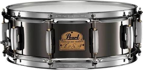 Snare Drum Pearl Signature Series Chad Smith pearl chad smith signature snare mcquade musical