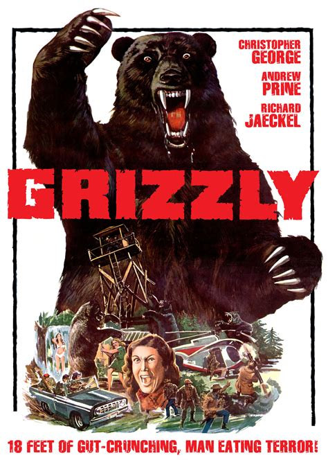 grizzly 1976 full cast crew imdb grizzly kino lorber theatrical