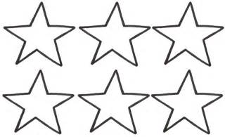star template for kids az coloring pages