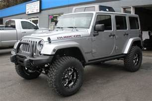 2015 Jeep Rubicon Unlimited 2015 Stock Jeep Wrangler Rubicon Unlimited Billet