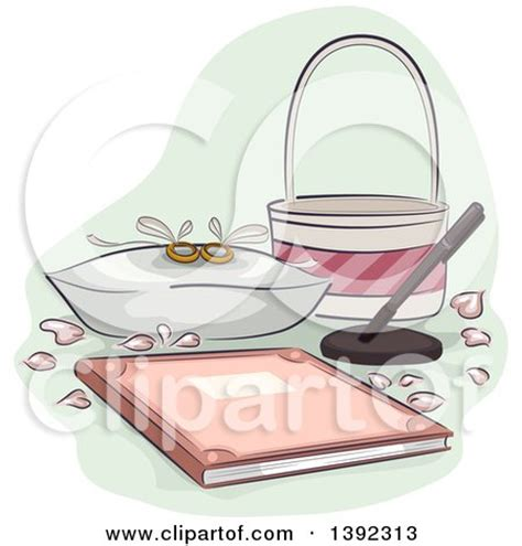 Wedding Registry Clipart by Royalty Free Rf Registry Clipart Illustrations Vector