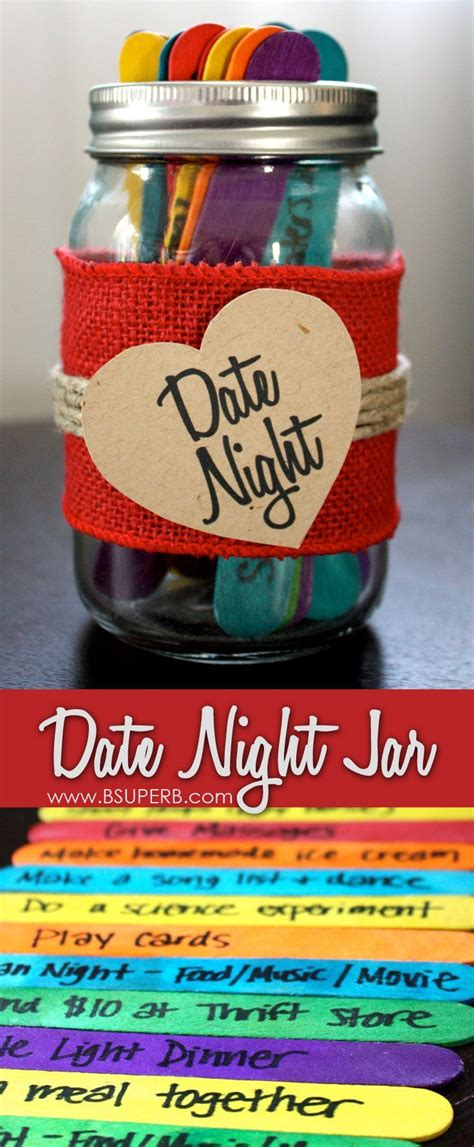 couple date gifts 25 best ideas about date jar on wedding ideas date and