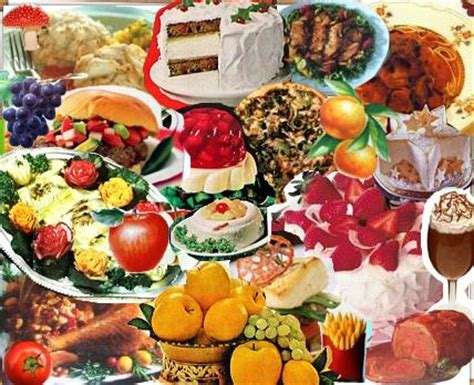 food collage background | www.pixshark.com images