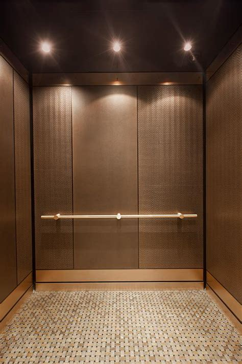 Interior Panels by Levele 101 Elevator Interiors Architectural Forms Surfaces